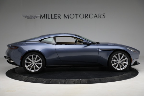 Used 2018 Aston Martin DB11 V12 for sale Sold at Aston Martin of Greenwich in Greenwich CT 06830 8