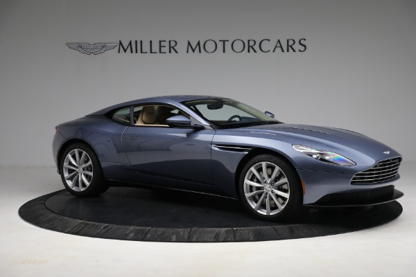 Used 2018 Aston Martin DB11 V12 for sale Sold at Aston Martin of Greenwich in Greenwich CT 06830 9
