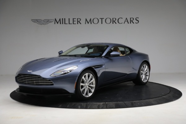 Used 2018 Aston Martin DB11 V12 for sale Sold at Aston Martin of Greenwich in Greenwich CT 06830 1