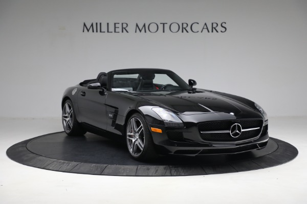 Used 2014 Mercedes-Benz SLS AMG GT for sale Call for price at Aston Martin of Greenwich in Greenwich CT 06830 10