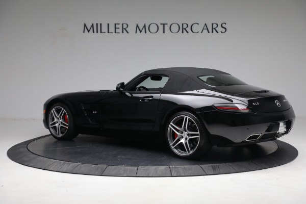 Used 2014 Mercedes-Benz SLS AMG GT for sale Call for price at Aston Martin of Greenwich in Greenwich CT 06830 12