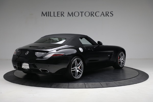 Used 2014 Mercedes-Benz SLS AMG GT for sale Call for price at Aston Martin of Greenwich in Greenwich CT 06830 13