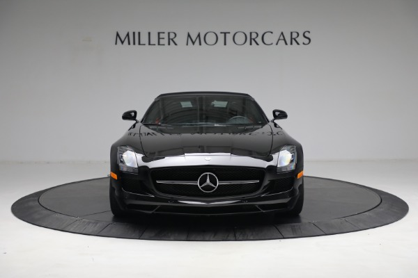 Used 2014 Mercedes-Benz SLS AMG GT for sale Call for price at Aston Martin of Greenwich in Greenwich CT 06830 15