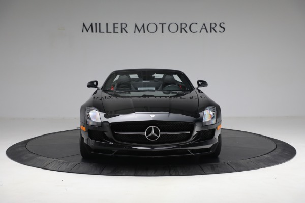 Used 2014 Mercedes-Benz SLS AMG GT for sale Call for price at Aston Martin of Greenwich in Greenwich CT 06830 16