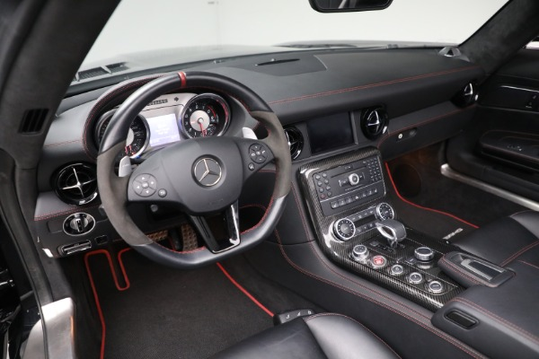 Used 2014 Mercedes-Benz SLS AMG GT for sale Call for price at Aston Martin of Greenwich in Greenwich CT 06830 17