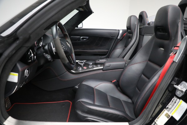 Used 2014 Mercedes-Benz SLS AMG GT for sale Call for price at Aston Martin of Greenwich in Greenwich CT 06830 18