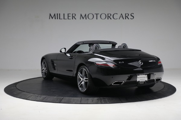 Used 2014 Mercedes-Benz SLS AMG GT for sale Call for price at Aston Martin of Greenwich in Greenwich CT 06830 5