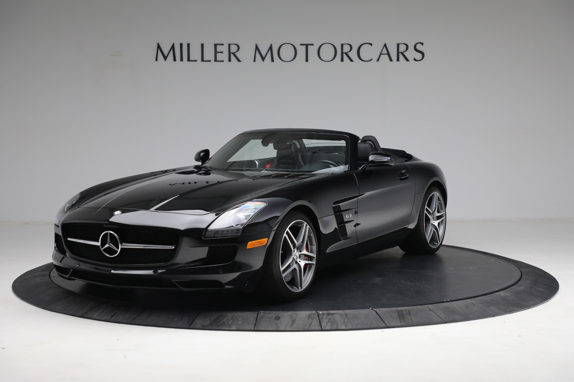 Used 2014 Mercedes-Benz SLS AMG GT for sale Call for price at Aston Martin of Greenwich in Greenwich CT 06830 1