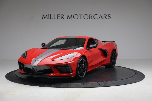 Used 2020 Chevrolet Corvette Stingray for sale Sold at Aston Martin of Greenwich in Greenwich CT 06830 14