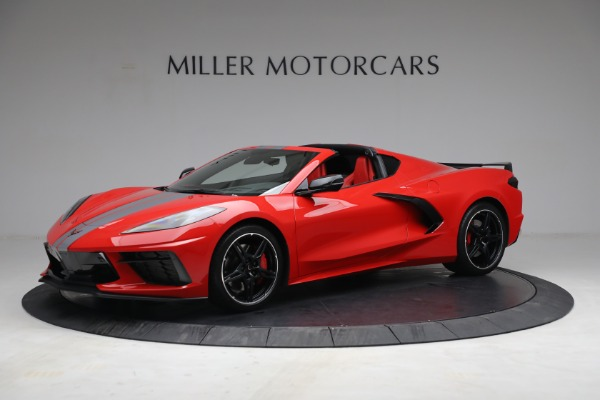 Used 2020 Chevrolet Corvette Stingray for sale Sold at Aston Martin of Greenwich in Greenwich CT 06830 2