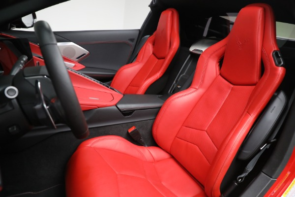 Used 2020 Chevrolet Corvette Stingray for sale Sold at Aston Martin of Greenwich in Greenwich CT 06830 20