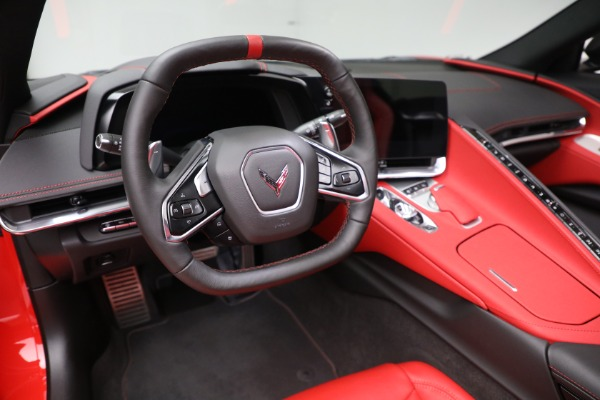 Used 2020 Chevrolet Corvette Stingray for sale Sold at Aston Martin of Greenwich in Greenwich CT 06830 21