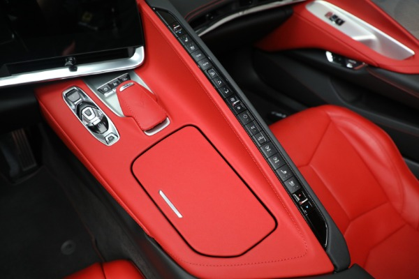 Used 2020 Chevrolet Corvette Stingray for sale Sold at Aston Martin of Greenwich in Greenwich CT 06830 22