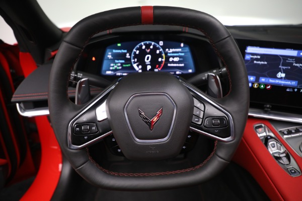 Used 2020 Chevrolet Corvette Stingray for sale Sold at Aston Martin of Greenwich in Greenwich CT 06830 23