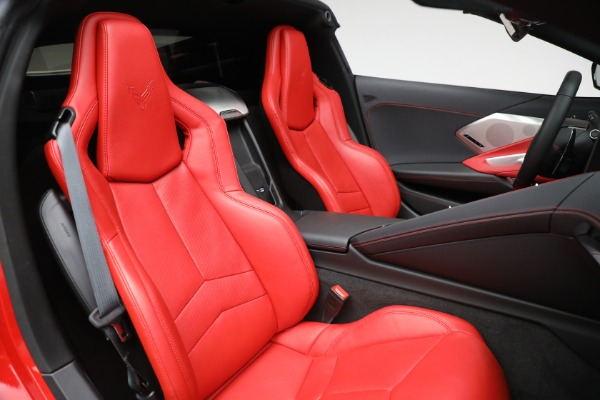 Used 2020 Chevrolet Corvette Stingray for sale Sold at Aston Martin of Greenwich in Greenwich CT 06830 24
