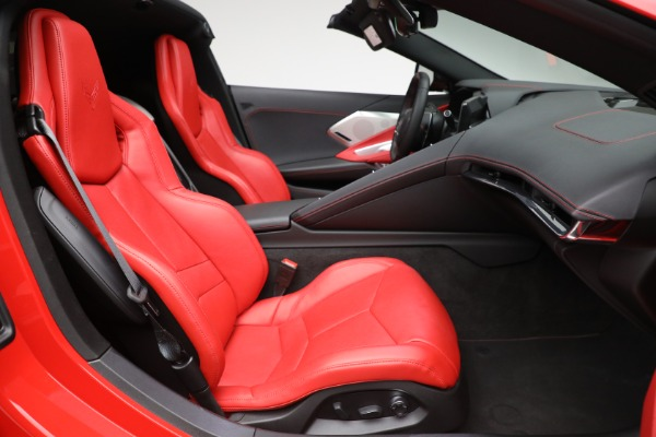 Used 2020 Chevrolet Corvette Stingray for sale Sold at Aston Martin of Greenwich in Greenwich CT 06830 25