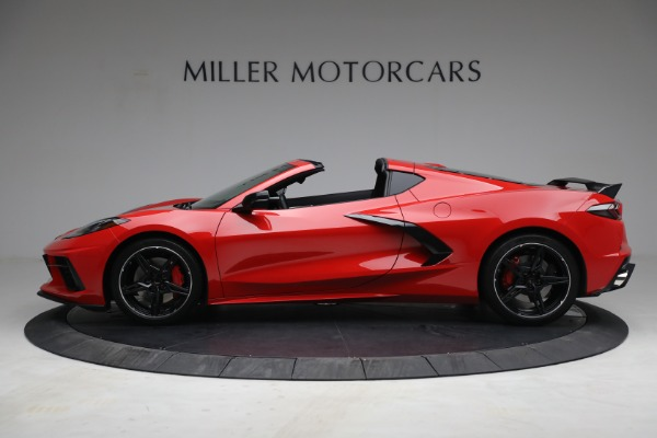 Used 2020 Chevrolet Corvette Stingray for sale Sold at Aston Martin of Greenwich in Greenwich CT 06830 3