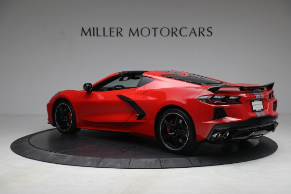 Used 2020 Chevrolet Corvette Stingray for sale Sold at Aston Martin of Greenwich in Greenwich CT 06830 4