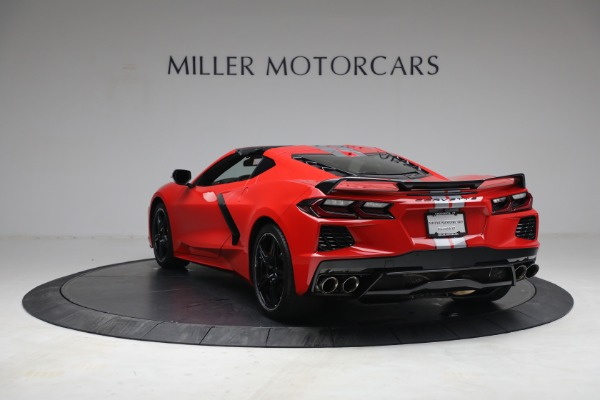 Used 2020 Chevrolet Corvette Stingray for sale Sold at Aston Martin of Greenwich in Greenwich CT 06830 5