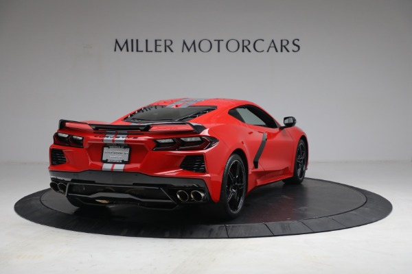 Used 2020 Chevrolet Corvette Stingray for sale Sold at Aston Martin of Greenwich in Greenwich CT 06830 6