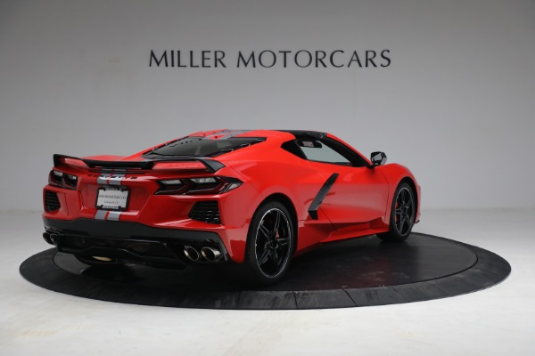 Used 2020 Chevrolet Corvette Stingray for sale Sold at Aston Martin of Greenwich in Greenwich CT 06830 8