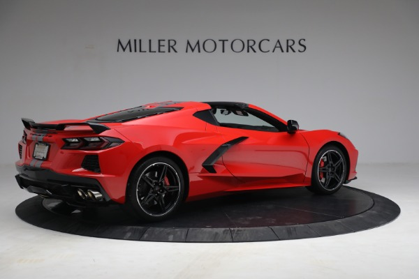 Used 2020 Chevrolet Corvette Stingray for sale Sold at Aston Martin of Greenwich in Greenwich CT 06830 9