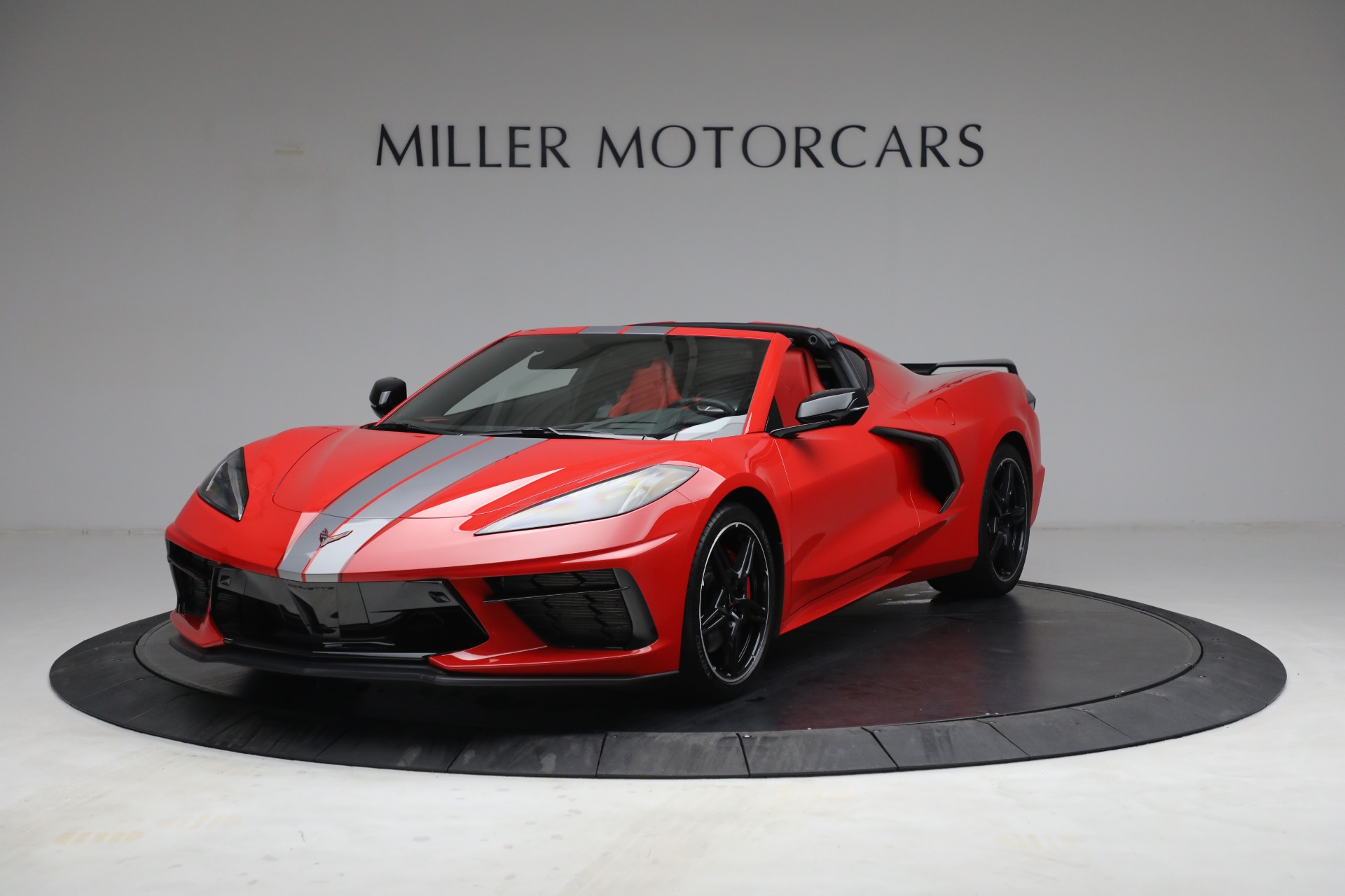 Used 2020 Chevrolet Corvette Stingray for sale Sold at Aston Martin of Greenwich in Greenwich CT 06830 1
