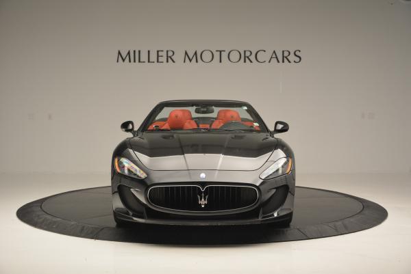 Used 2013 Maserati GranTurismo MC for sale Sold at Aston Martin of Greenwich in Greenwich CT 06830 12