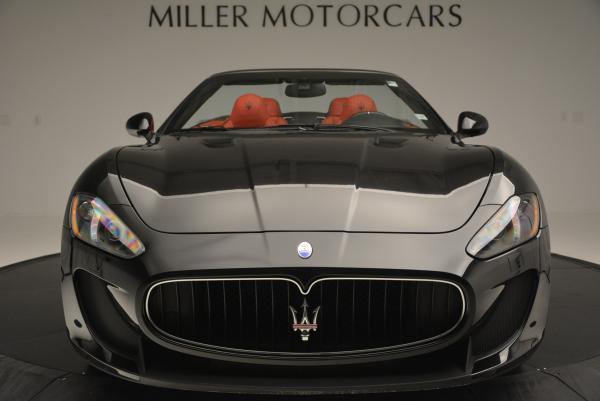 Used 2013 Maserati GranTurismo MC for sale Sold at Aston Martin of Greenwich in Greenwich CT 06830 20