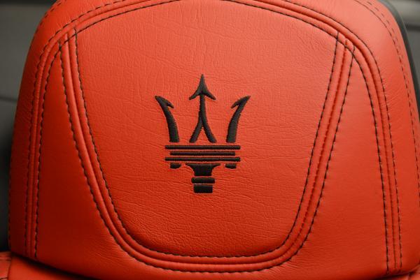 Used 2013 Maserati GranTurismo MC for sale Sold at Aston Martin of Greenwich in Greenwich CT 06830 26