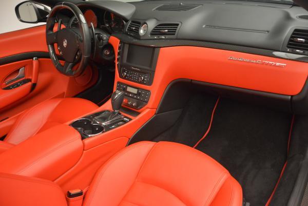 Used 2013 Maserati GranTurismo MC for sale Sold at Aston Martin of Greenwich in Greenwich CT 06830 27