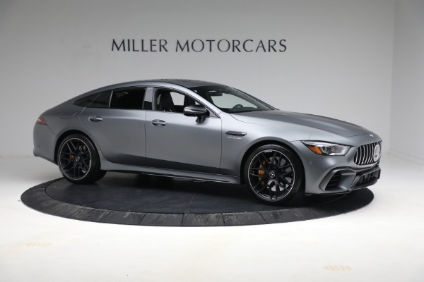 Used 2019 Mercedes-Benz AMG GT 63 for sale Call for price at Aston Martin of Greenwich in Greenwich CT 06830 10
