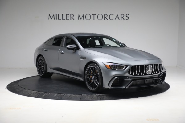 Used 2019 Mercedes-Benz AMG GT 63 for sale Call for price at Aston Martin of Greenwich in Greenwich CT 06830 11