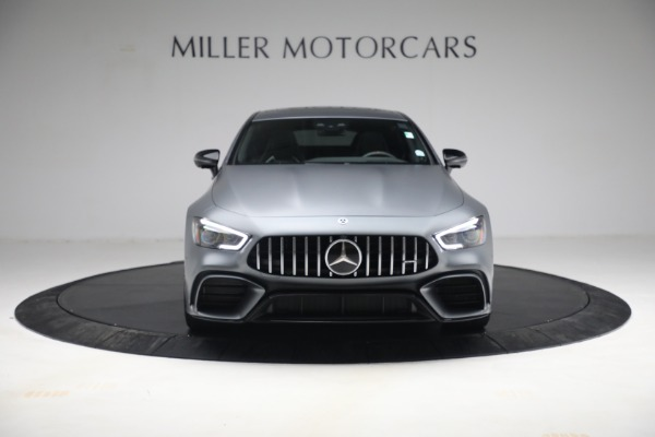 Used 2019 Mercedes-Benz AMG GT 63 for sale Call for price at Aston Martin of Greenwich in Greenwich CT 06830 12