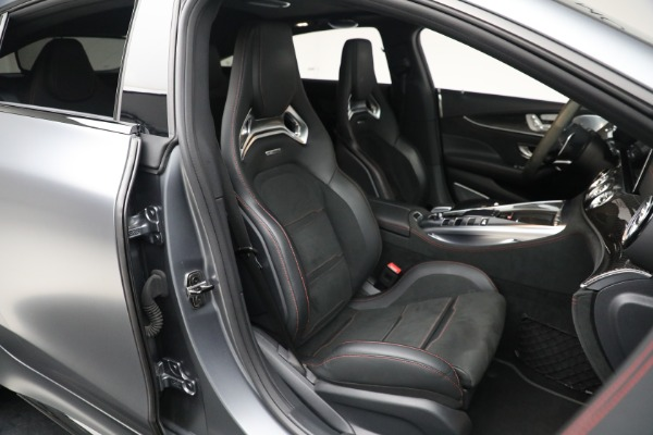 Used 2019 Mercedes-Benz AMG GT 63 for sale Call for price at Aston Martin of Greenwich in Greenwich CT 06830 21