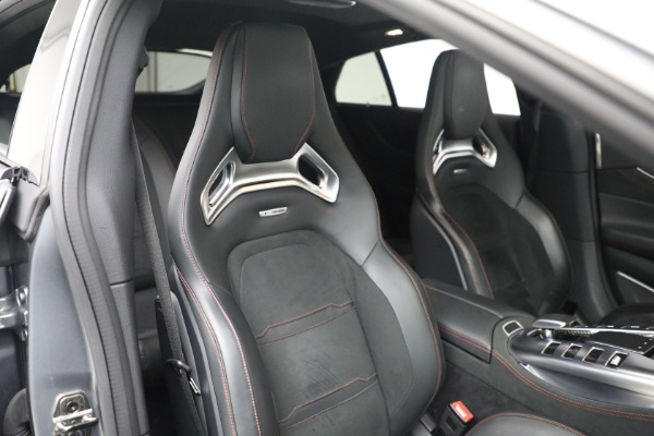 Used 2019 Mercedes-Benz AMG GT 63 for sale Call for price at Aston Martin of Greenwich in Greenwich CT 06830 22
