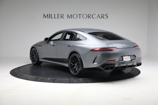 Used 2019 Mercedes-Benz AMG GT 63 for sale Call for price at Aston Martin of Greenwich in Greenwich CT 06830 5
