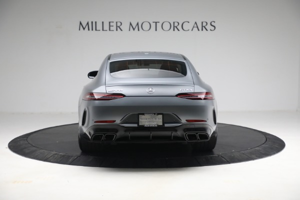 Used 2019 Mercedes-Benz AMG GT 63 for sale Call for price at Aston Martin of Greenwich in Greenwich CT 06830 6