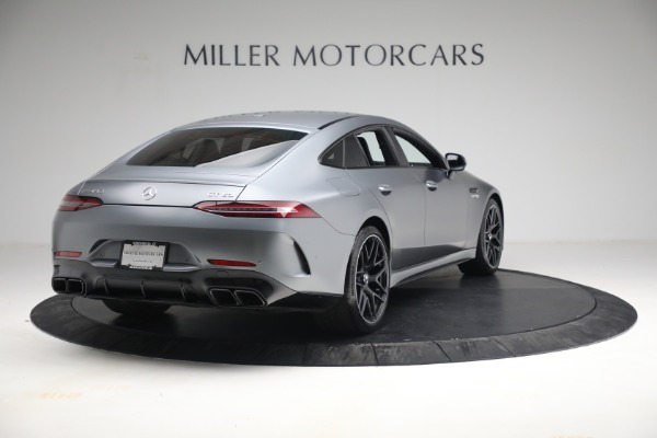 Used 2019 Mercedes-Benz AMG GT 63 for sale Call for price at Aston Martin of Greenwich in Greenwich CT 06830 7