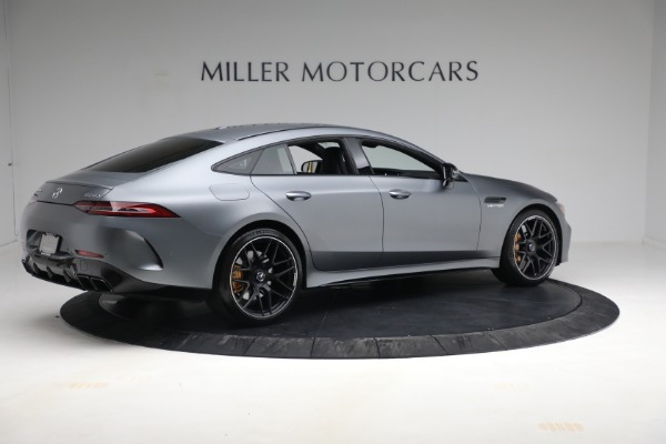 Used 2019 Mercedes-Benz AMG GT 63 for sale Call for price at Aston Martin of Greenwich in Greenwich CT 06830 8