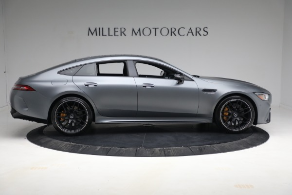 Used 2019 Mercedes-Benz AMG GT 63 for sale Call for price at Aston Martin of Greenwich in Greenwich CT 06830 9