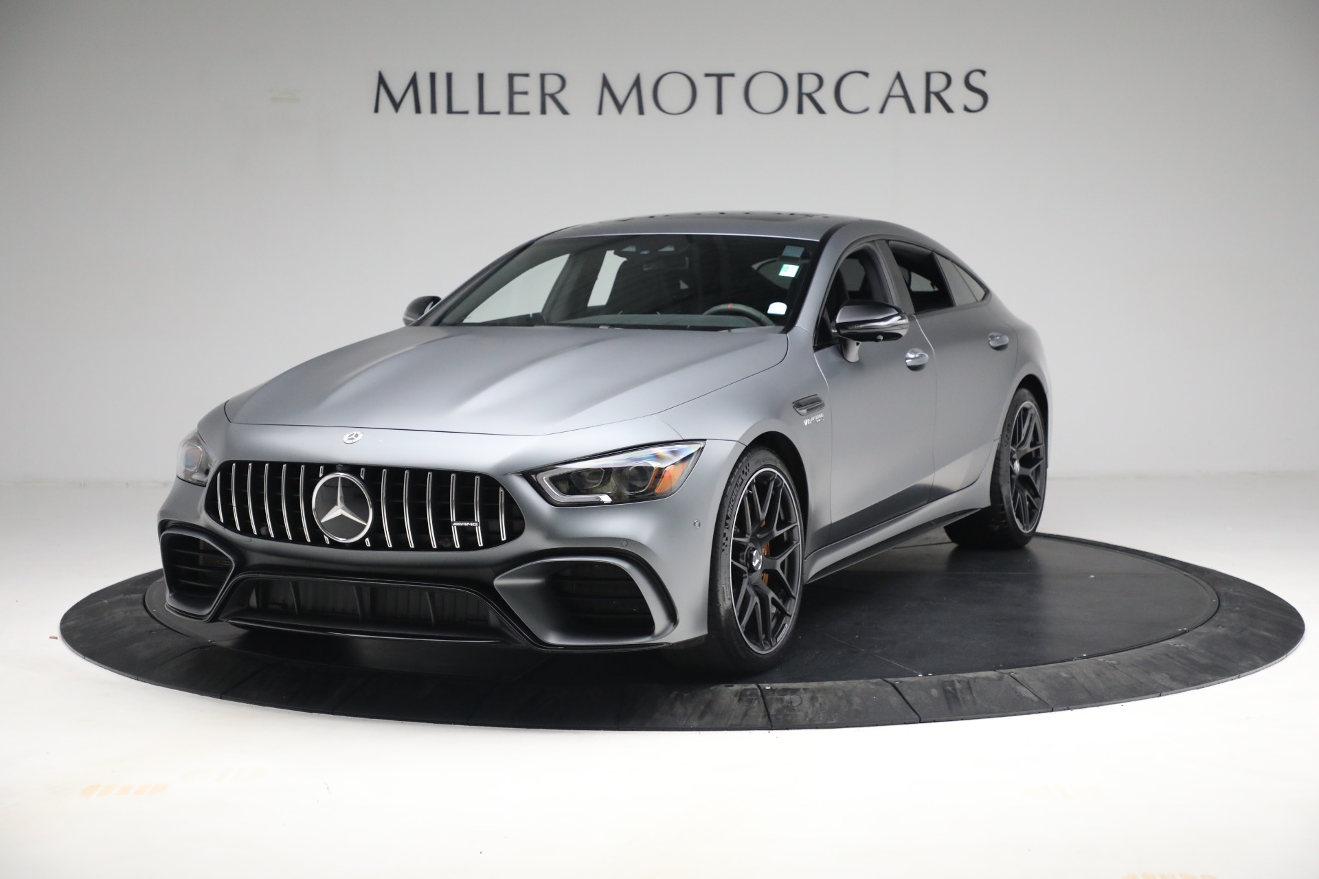 Used 2019 Mercedes-Benz AMG GT 63 for sale Call for price at Aston Martin of Greenwich in Greenwich CT 06830 1