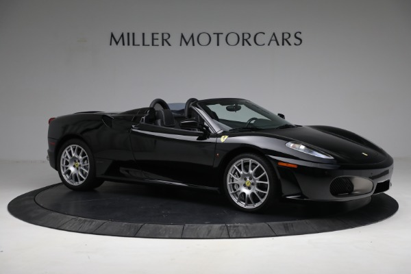 Used 2008 Ferrari F430 Spider for sale Sold at Aston Martin of Greenwich in Greenwich CT 06830 10