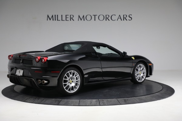 Used 2008 Ferrari F430 Spider for sale Sold at Aston Martin of Greenwich in Greenwich CT 06830 20