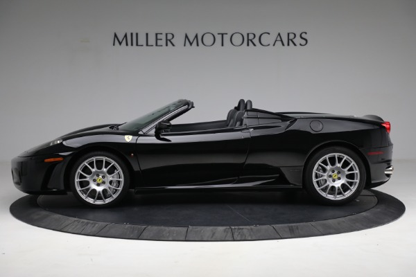 Used 2008 Ferrari F430 Spider for sale Sold at Aston Martin of Greenwich in Greenwich CT 06830 3
