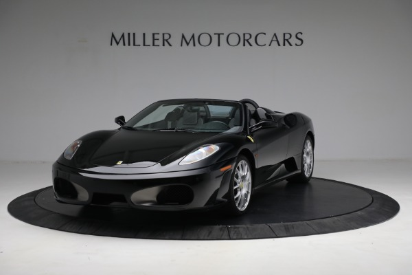 Used 2008 Ferrari F430 Spider for sale Sold at Aston Martin of Greenwich in Greenwich CT 06830 1