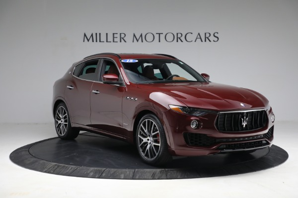 Used 2018 Maserati Levante GranSport for sale Sold at Aston Martin of Greenwich in Greenwich CT 06830 11