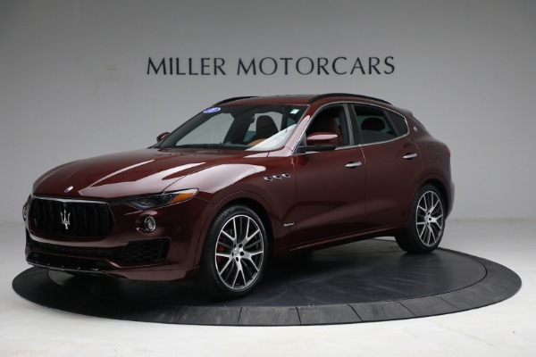 Used 2018 Maserati Levante GranSport for sale Sold at Aston Martin of Greenwich in Greenwich CT 06830 2