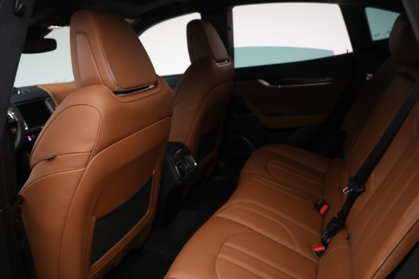 Used 2018 Maserati Levante GranSport for sale Sold at Aston Martin of Greenwich in Greenwich CT 06830 21