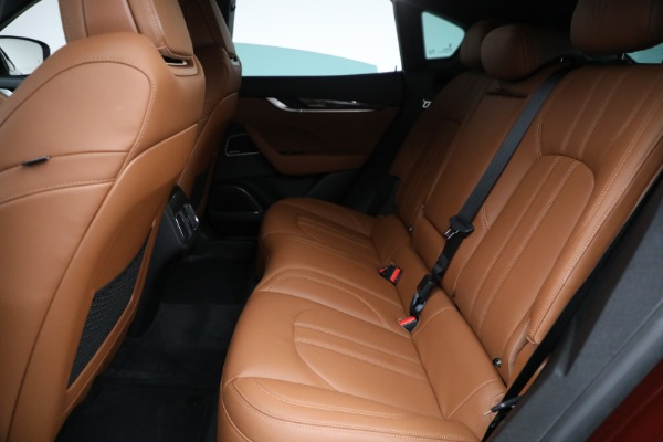 Used 2018 Maserati Levante GranSport for sale Sold at Aston Martin of Greenwich in Greenwich CT 06830 22